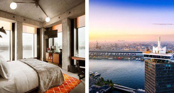 ホテルデザインの新トレンド、工業的要素が光るホテル10選