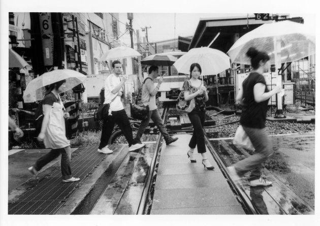 2013年3月23日に閉鎖された小田急の踏切は「開かずの踏切」として知られていたが、今となっては懐かしい。