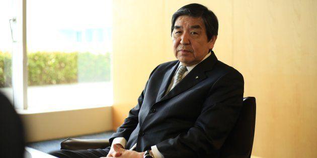 テレビ朝日・早河洋会長兼CEO