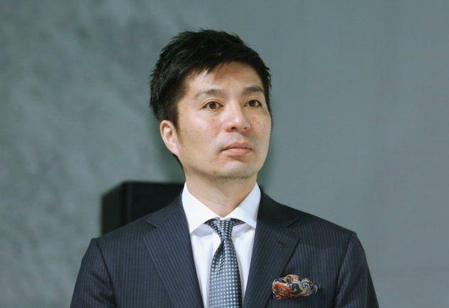 藤田晋氏(サイバーエージェント代表取締役社長)