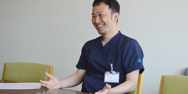 「足病院」としてのモデルケースを確立すべく奮闘する医師