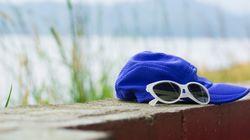 熱中症対策:帽子とサングラスはファッションではありません