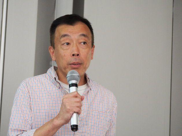 明治大学の鈴木賢教授