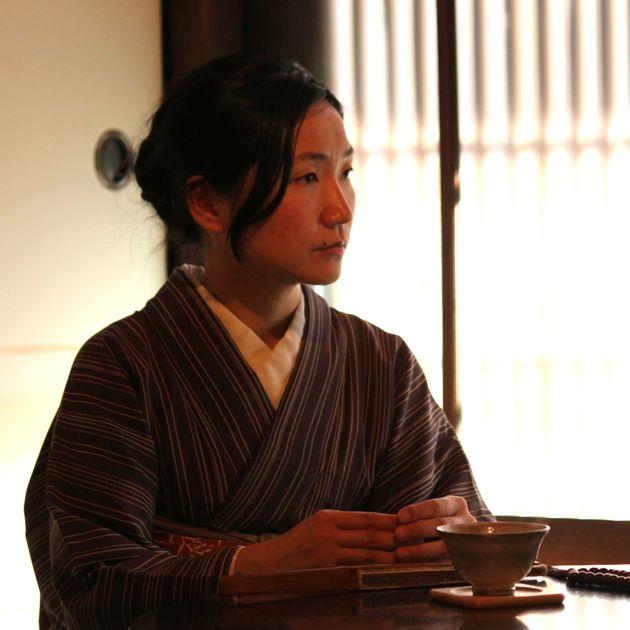伝統文化コミュニケーター・満茶乃さんインタビュー −救いを生む「かたり」−
