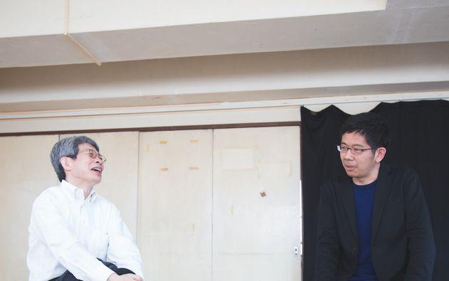 サイボウズ式:コミュニケーションは「あなたと私」だけで成り立っているわけではない──平田オリザ×武田砂鉄