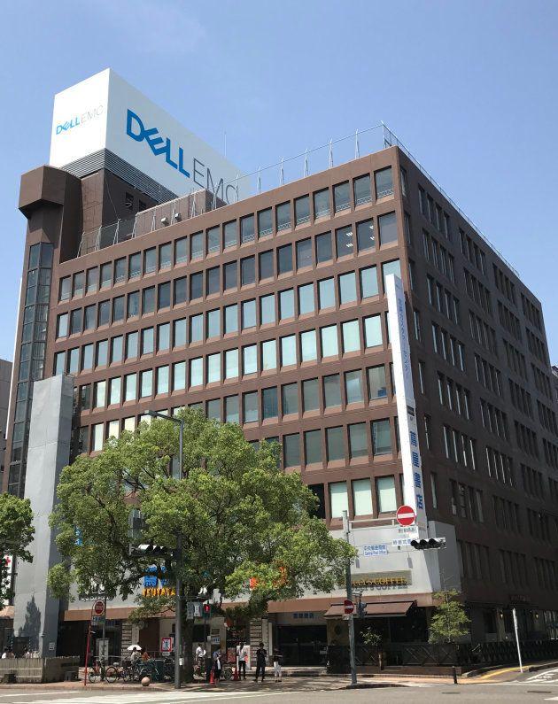 2005年に設立された宮崎カスタマーセンター。宮崎駅から徒歩10分という好立地にある。