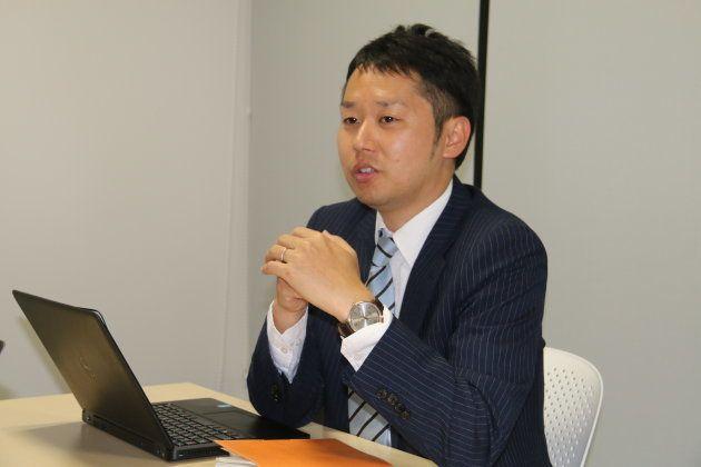 コマーシャルソリューションズサポート エンタープライズサポート マネージャー 満石純也(みついし・じゅんや)さん