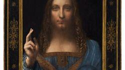 「男性版モナリザ」が508億円 幻のダ・ヴィンチ作品が史上最高額で落札