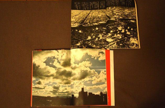(上)『暮しの手帖』1世紀96号(下)『戦中・戦後の暮しの記録』(2018)より。写真は川島小鳥さんが手がけた。