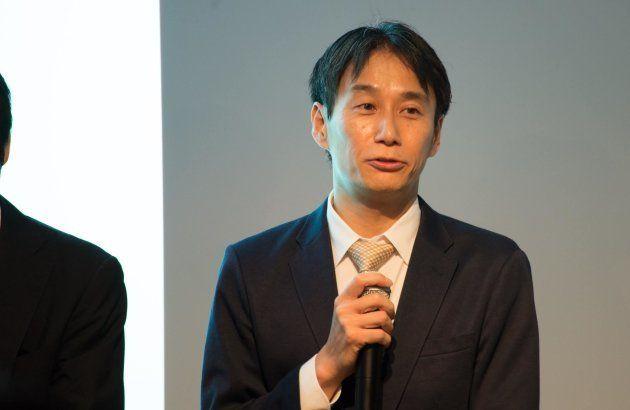 株式会社新生銀行の中尾陽平さん