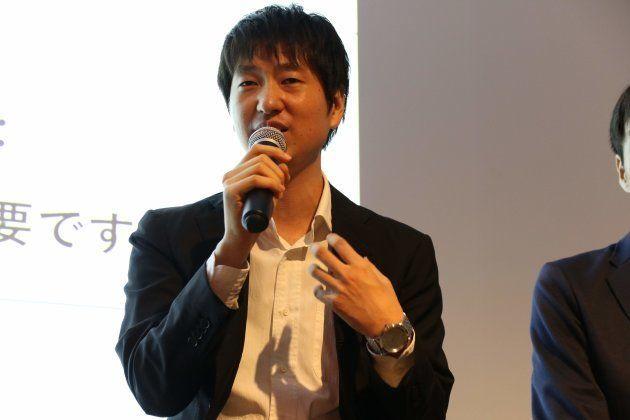 ソフトバンク株式会社の石田恵一さん