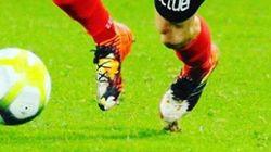 右足は『ナルト』、左足は『HUNTER×HUNTER』。フランスのサッカー選手、日本のマンガ愛が爆発