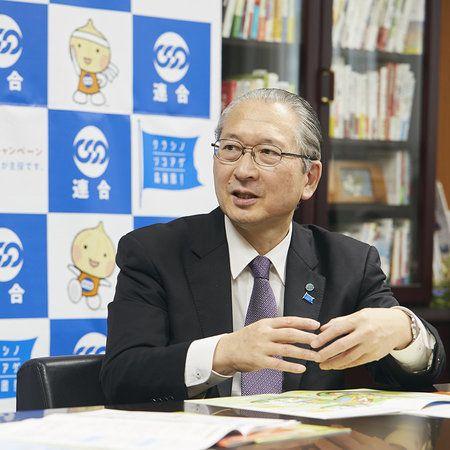 サイボウズ式:従業員の同意がない転勤を禁止してほしいです──サイボウズ青野慶久、連合の会長に働き方について意見してみた