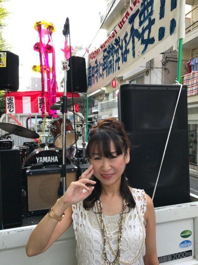 「マヌケを守れ!」〜高円寺再開発反対パレード