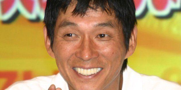 フジテレビ「27時間テレビ」で、19年ぶりに総合司会を務めた明石家さんま(2008年6月26日)