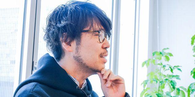 自身が書いた小説について語る川村元気さん