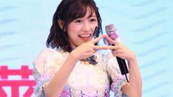 AKB48まゆゆ、紅白歌合戦で有終の美 視聴者人気1位は「11月のアンクレット」