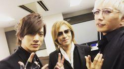 DAIGO、YOSHIKI&GACKTと豪華3ショットを公開 ファン大興奮