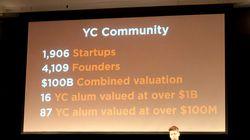 拡大するバイオエコシステムとモビリティ革命。YC S18 Demo