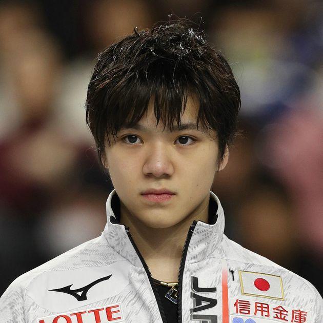 フィギュアスケート選手の宇野昌磨