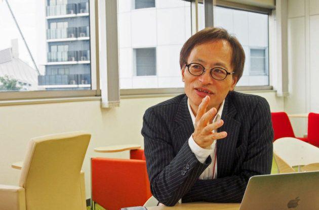 NHK統括プロデューサー・田中瑞人氏