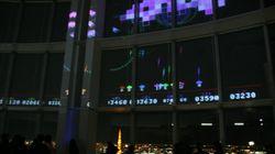 東京上空に宇宙人襲来。巨大「スペースインベーダー」が六本木ヒルズ展望台でプレイ可能に(動画)