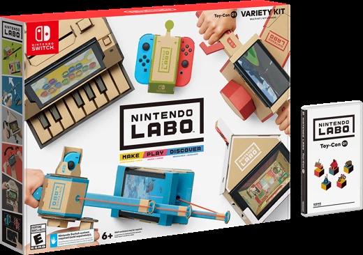 Nintendo Laboとは?
