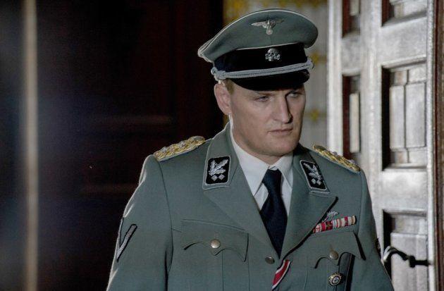 映画「ナチス第三の男」より