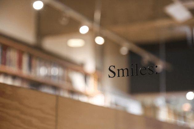 中目黒にあるスマイルズ本社へ。オフィスも社員さんもとんでもなくお洒落。