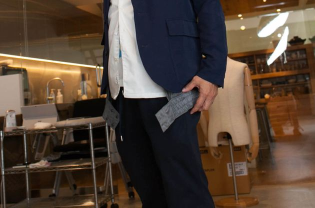 サイボウズ式:「今日からスーツやめます」──年中スーツ姿のサイボウズ青野が、スマイルズ遠山社長の複業コーディネートを受けてみた