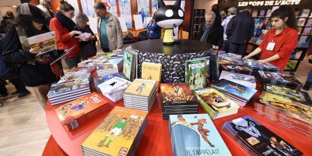 フランスで漫画の祭典が開催。真...