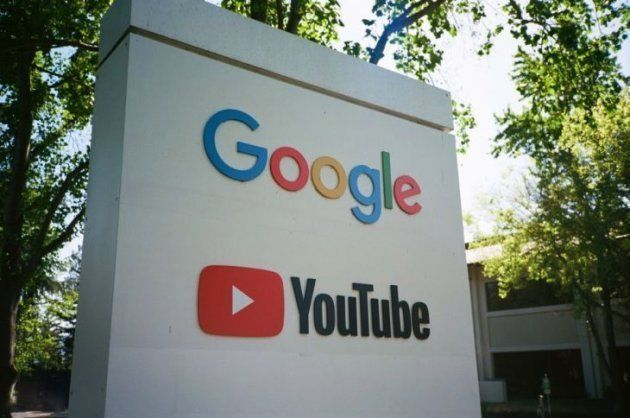 GoogleとYouTubeのロゴ
