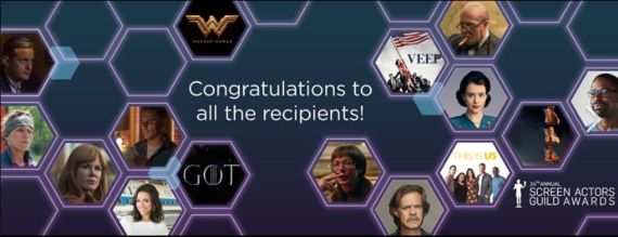 アカデミー賞に向けて盛り上がるアワードシーズン(2)俳優の俳優による俳優のための賞、サグ・アワード(SAG