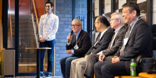 11月17日に開催した【第5回工場サミット】。Session1では、工場の代表取締役を務める4名に登壇していただきました。