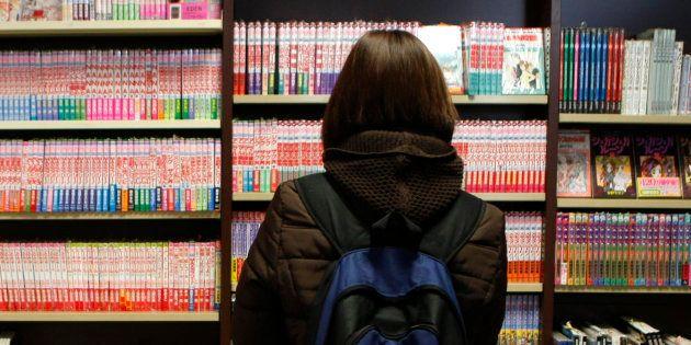書店の写真