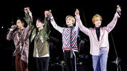 SHINee、涙の決意表明「SHINeeは永遠に5人」「絶対に忘れないで」 集大成のライブで