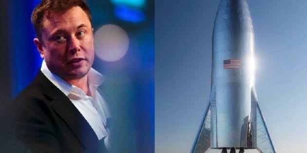 イーロン・マスク氏と巨大ロケットBFR