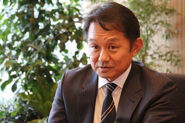 荒谷氏は日本法人ローンチ初期からのメンバー