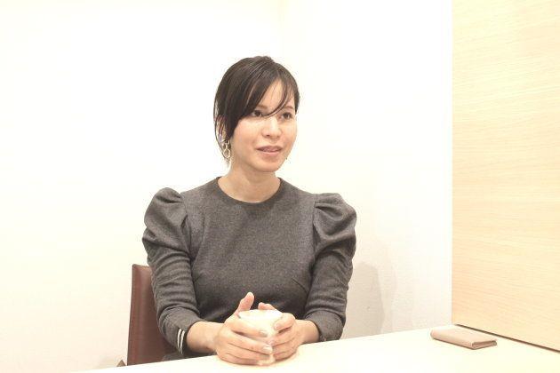 株式会社MANABICIA代表の池原真佐子さん