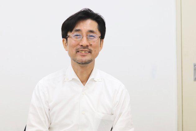 株式会社山忠の中林功一社長