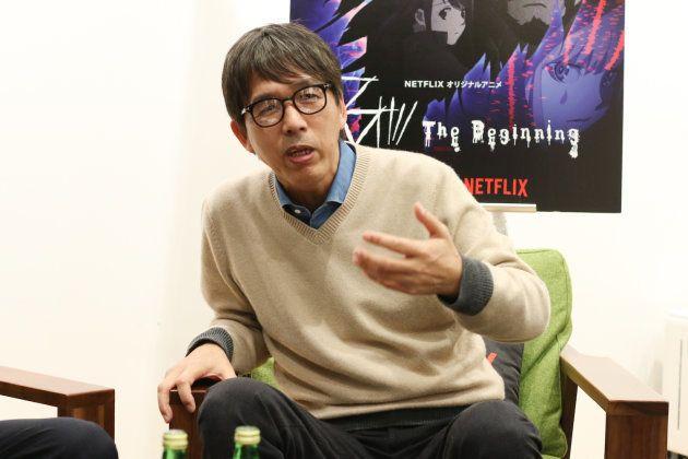 プロダクションI.Gの石川光久氏