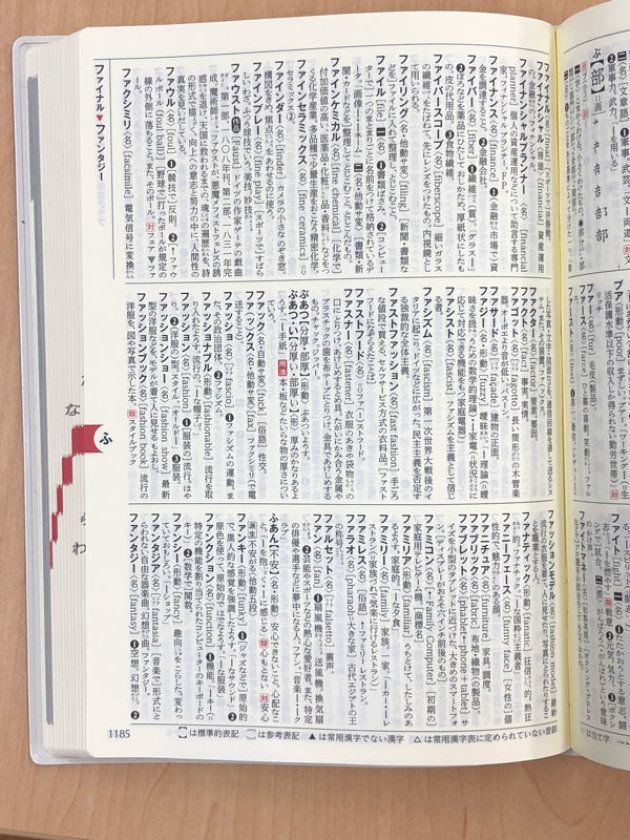 三省堂「現代新国語辞典