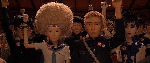 『犬ヶ島』5月25日全国ロードショー/配給:20世紀FOX映画
