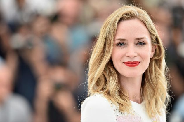 CANNES, FRANCE - MAY 19: Emily Blunt attends a photocall for