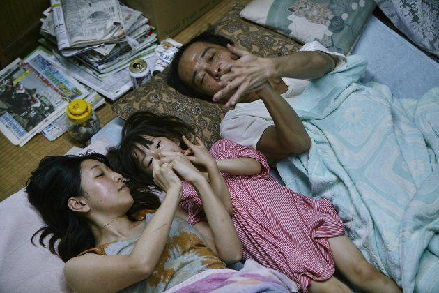 是枝監督が『万引き家族』で描こうとした世界