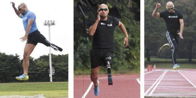 2020TOKYO 人をつなぐ夢をつなぐ パラリンピックものがたり~山本 篤選手