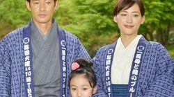 綾瀬はるか主演『義母と娘のブルース』初回11.5%