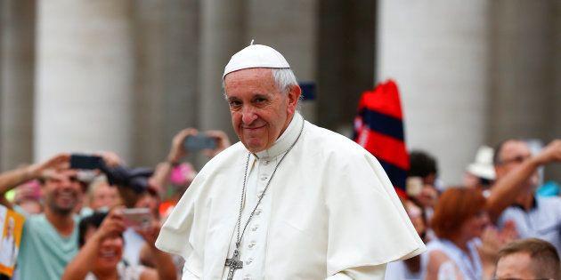ローマ法王フランシスコ