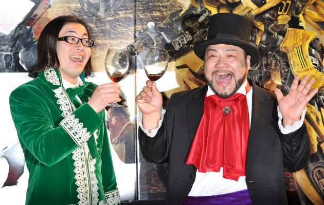 髭男爵(2009年撮影)