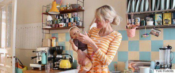 産後の体型の悩みを抱えるママたちへ。「与えられた身体を誇りましょう」